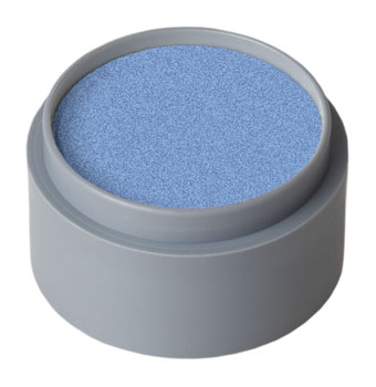 Grimas water make-up pearl Blauw